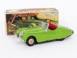 1950S JAGUAR TIN LITHO FRICTION CAR