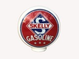 CIRCA 1930S-40S SKELLY OIL GASOLINE GAS PUMP GLOBE