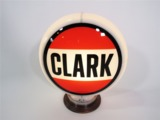 CLARK GASOLINE OF ILLINOIS GAS PUMP GLOBE