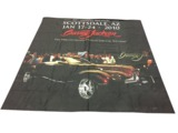 ADDENDUM ITEM - AUTHENTIC SCOTTSDALE 2010 BARRETT-JACKSON EVENT STAGE PROMOTIONAL BANNER.