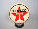 1940S TEXACO GASOLINE GAS PUMP GLOBE