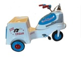 1950S MURRAY GOOD HUMOR ICE CREAM PEDAL CAR