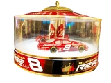 1998 BUDWEISER DALE EARNHARDT JR. NASCAR ROTATING CAROUSEL TAVERN LIGHT