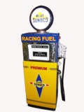 LATE 1950S-EARLY 60S SUNOCO OIL WAYNE MODEL SERVICE STATION GAS PUMP