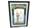 CIRCA TEENS CONTINENTAL PNEUMATIC TIRES POSTER