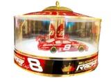 1998 BUDWEISER DALE EARNHARDT JR. NASCAR ROTATING CAROUSEL TAVERN LIGHT