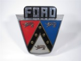 1950S FORD JUBILEE CREST DEALERSHIP SHOWROOM SIGN