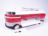 GM FUTURLINER PARADE OF PROGRESS HAND-BUILT SCALE-MODEL BUS