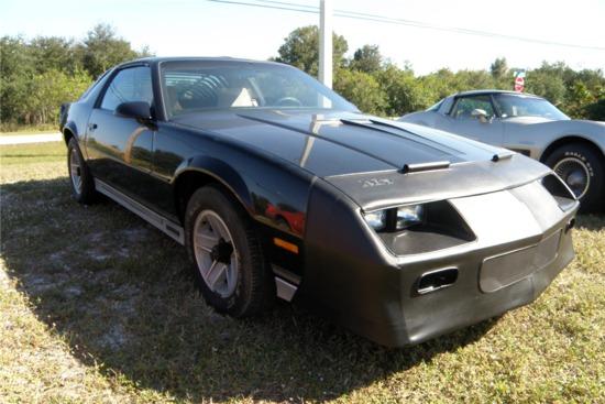 1983 CHEVROLET CAMARO Z/28