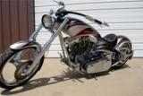 2002 HARLEY-DAVIDSON CUSTOM MOTORCYCLE