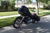2015 HARLEY-DAVIDSON ROAD GLIDE CUSTOM MOTORCYCLE