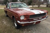 1966 FORD MUSTANG CUSTOM COUPE