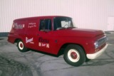 1966 INTERNATIONAL DELIVERY TRAVELALL