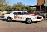 1969 CHEVROLET CAMARO INDY PACE CAR CONVERTIBLE
