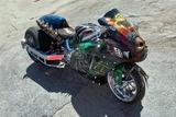 2004 SUZUKI HAYABUSA CUSTOM MOTORCYCLE