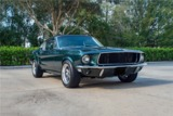 1967 FORD MUSTANG GT BULLITT RE-CREATION
