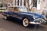 1949 BUICK ROADMASTER SERIES 79 WOODY WAGON