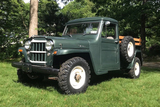 1962 JEEP WILLYS PICKUP