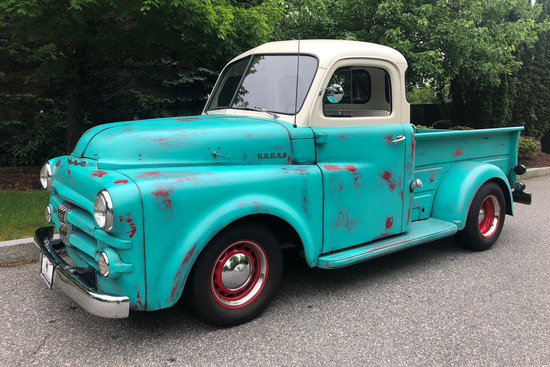 1952 DODGE B3B CUSTOM PICKUP