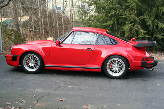 1977 PORSCHE 911 SC CUSTOM COUPE