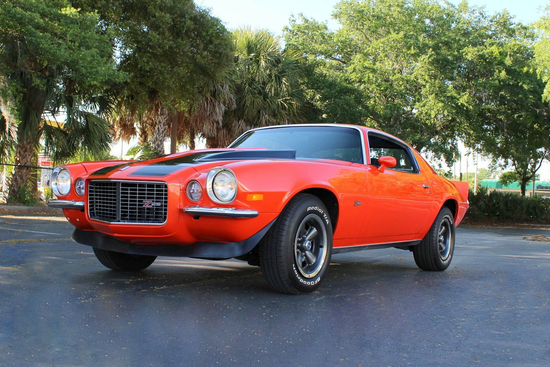 1973 CHEVROLET CAMARO Z/28 RE-CREATION