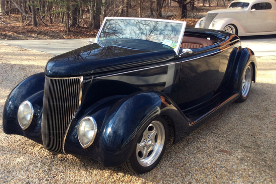 1935 FORD CUSTOM ROADSTER
