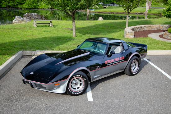 1978 CHEVROLET CORVETTE INDY PACE CAR EDITION