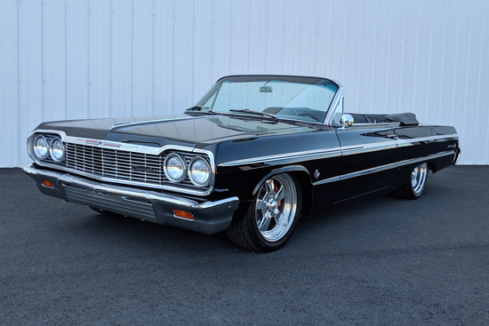 1964 CHEVROLET IMPALA SS CUSTOM CONVERTIBLE