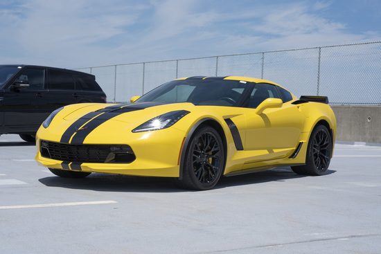 2019 CHEVROLET CORVETTE HERTZ 100TH ANNIVERSARY Z06