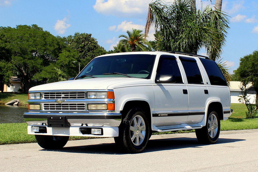 1999 Chevrolet Tahoe Collector Cars Online Auctions Proxibid