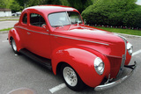 1940 FORD  CUSTOM COUPE