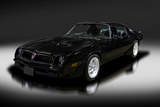 1976 PONTIAC FIREBIRD FORMULA CUSTOM COUPE