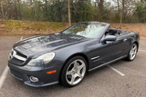 2009 MERCEDES-BENZ SL550 ROADSTER