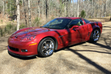 2013 CHEVROLET CORVETTE GRAND SPORT LS3