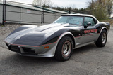 1978 CHEVROLET CORVETTE INDY PACE CAR EDITION