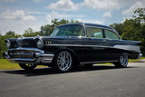 1957 CHEVROLET BEL AIR CUSTOM SEDAN