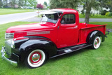 1946 CHEVROLET 1500 CUSTOM PICKUP