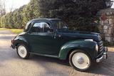 1950 FIAT TOPOLINO 500C CONVERTIBLE