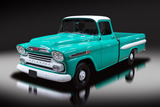1959 CHEVROLET 3200 APACHE FLEETSIDE PICKUP