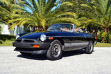 1980 MG MGB CONVERTIBLE