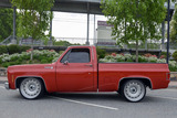 1977 CHEVROLET C10 CUSTOM PICKUP