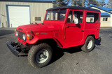 1973 TOYOTA LAND CRUISER FJ40 CUSTOM SUV