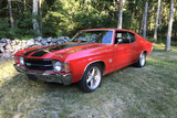 1971 CHEVROLET CHEVELLE SS RE-CREATION