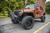 2011 JEEP WRANGLER UNLIMITED CUSTOM SUV