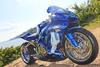 2009 SUZUKI GSX-R750 CUSTOM MOTORCYCLE