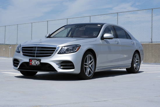 2018 MERCEDES-BENZ S560 4MATIC
