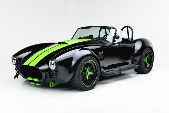 1965 BACKDRAFT COBRA RE-CREATION ROADSTER