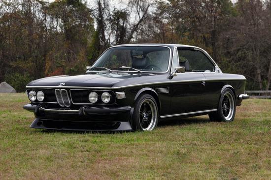 1973 BMW 3.0 CSi CUSTOM COUPE