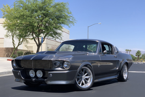 1967 FORD MUSTANG ELEANOR TRIBUTE EDITION