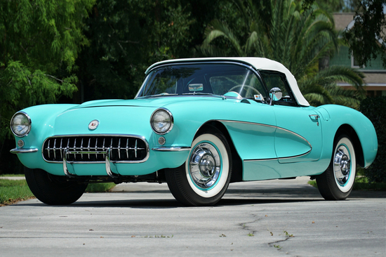 1957 CHEVROLET CORVETTE 283/270 CONVERTIBLE